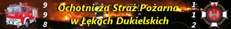 Ochotnicza Straż Pożarna w Łękach Dukielskich